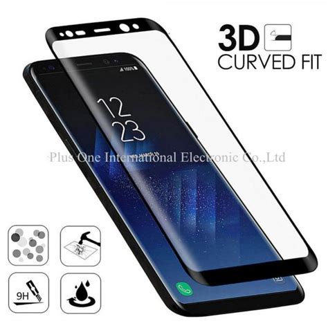 Tempered Glass Samsung Galaxy J2 Curved Edge Protection Screen 3d cover tempered glass screen protector 0 33mm 9h