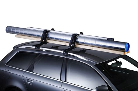 Loading A Roof Rack by Thule Load Stop 502000 Thule Australia