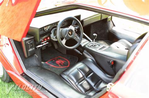 Picture of 1988 Lamborghini Countach