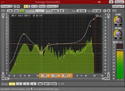 mac harmon bundling coloration bundle voxengo coloration bundle audiofanzine
