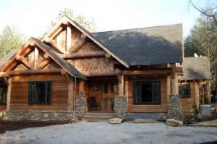Square House Plans With Wrap Around Porch Cabin Plan 1 416 Square Feet 3 Bedrooms 2 Bathrooms