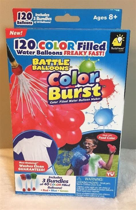 color water balloons 17 best ideas about classic toys on boy craft