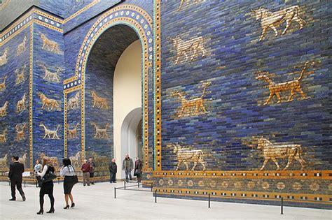 le porte di babilonia porta di ishtar a photo on flickriver