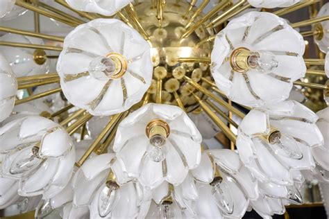 White Flower Chandelier White Flower Chandelier Southport 5 Light White Floral Chandelier Chandelier With White