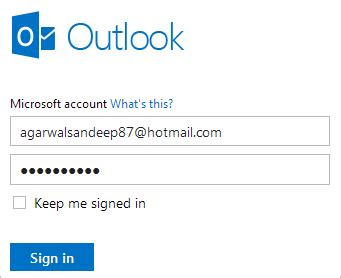Live Email Address Search Migrate Or Change Hotmail To Outlook Email Id