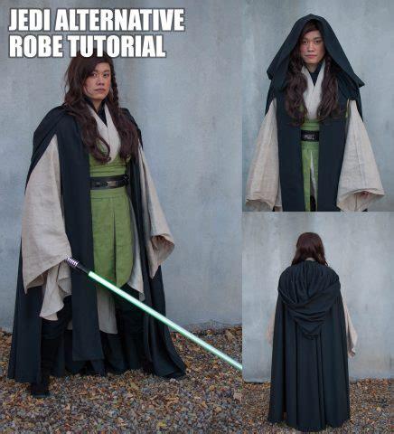 jedi robe tutorial how to make an alternative jedi robe 171 adafruit industries