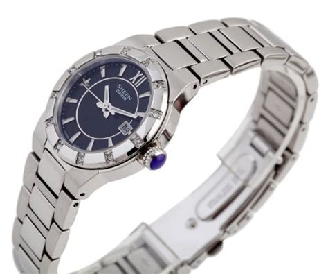 Casio Sheen She 4500d casio sheen she 4500d 1adr orologio da polso donna trova