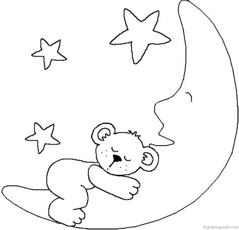 moon bear coloring pages free coloring pages for kids and patterns for crafts