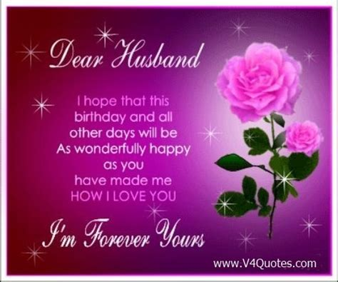 Birthday Wishes For Husband Quotes Love Quotes For Husband On His Birthday Image Quotes At