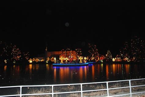 festival of lights attleboro massachusetts festival of lights lasalette shrine picture of