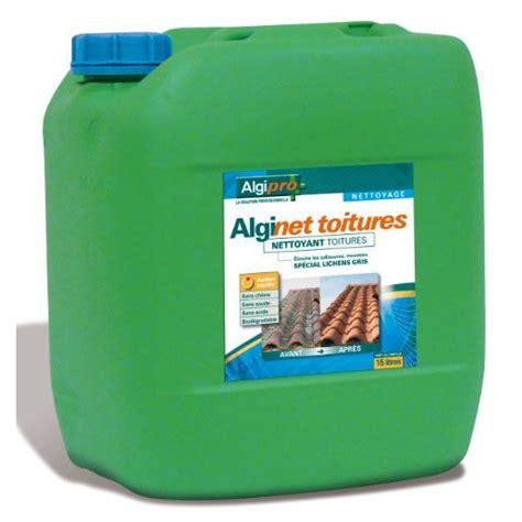 Produit Nettoyage Toiture Professionnel 1232 by Alginet Pour Un Nettoyage Rapide Et Efficace De Vos