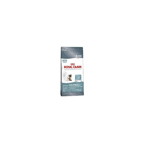 Catfood 2 4kg royal canin cat hairball 34 4kg
