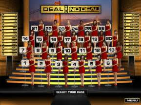 play deal or no deal and win 2016