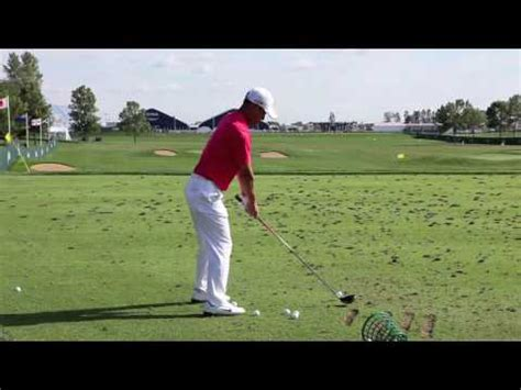 anthony kim golf swing anthony kim golf swing instruction
