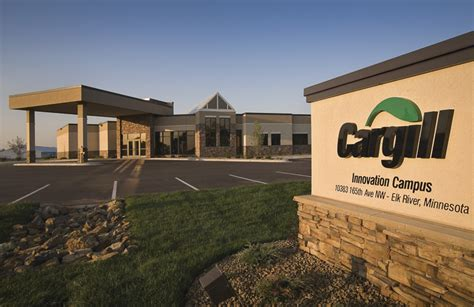 Cargill Office by Cargill Wants To Expand Its America Based Protein