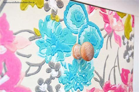 decorar un mueble con papel pintado decorar un mueble con papel pintado