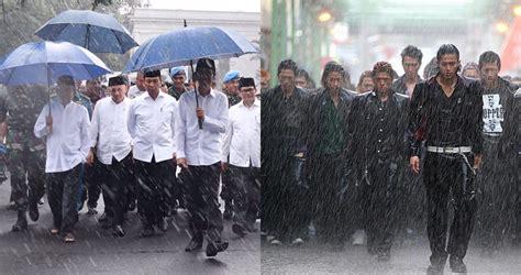 film mirip genji ngakak foto momen tokoh tokoh politik ini mirip adegan