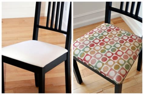 recover dining chair seats how to recover your dining chairs without committing