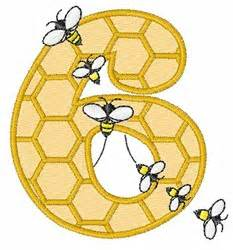honeycomb pattern font honeycomb font 6 embroidery designs machine embroidery