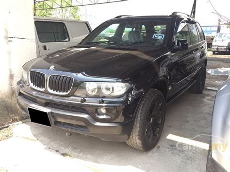 bmw x5 2004 bmw x5 2004 3 0 in selangor automatic suv black for rm