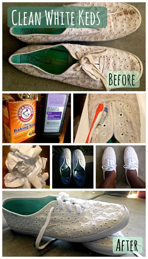 how to clean white shoes with baking soda 17 best images about clean shoes on warm