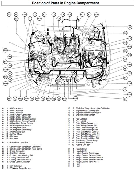 94 lexus ls 400 engine wiring diagrams wiring diagram