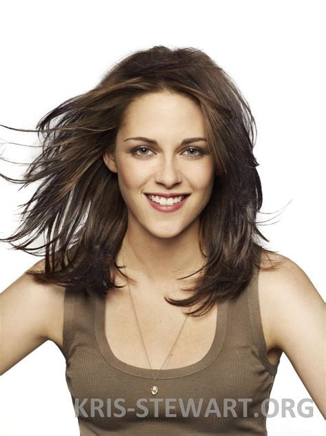 medium length hair with lots of layers kristen stewart mid medium length hair with lots of layers