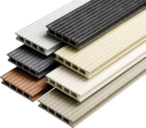 Terrassenbelag Aus Kunststoff by Holz Kunststoff Verbundmaterial F 252 R Terrassendielen Aus