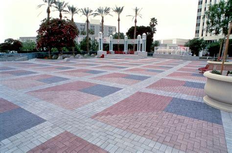 design colors of concrete pavers toda colour world