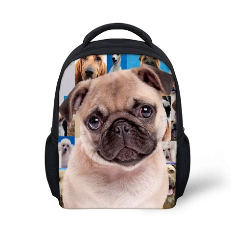 puppy backpack for school fashion animal pet backpack for children kindergarten school bags preppy