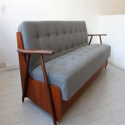 Idforlondon 1960 S Danish Retro Sofa Bed