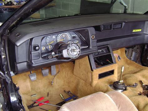Third Camaro Interior by 4th Gauges In A 3rd Camaro Third Generation F