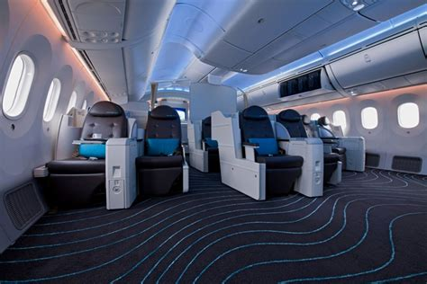 Boeing 787 Dreamliner Cabin by Boeing 787 Fuselage Design And Specification Aircraft