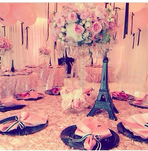 quinceanera themes paris paris party theme creative ideas pinterest the