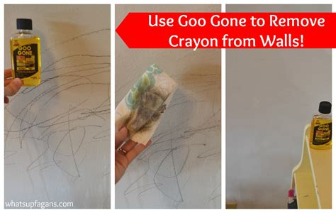 remove crayon from wall 7 methods that actually work to remove crayon from walls