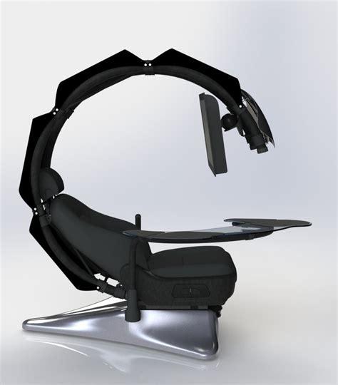 computer desk workstation droian ergonomic computer workstation