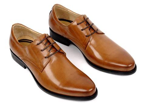 Sepatu Formal Pria Kulit Asli Lv Coklat Hitam Tanpa Tali jual sepatu kulit pria branded dan mewah kualitas terbaik