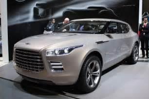 Aston Martin Lagonda Suv Aston Martin Lagonda Suv Will Be Produced Carforuz