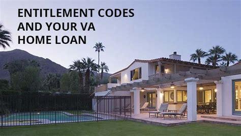va entitlement codes an explanation
