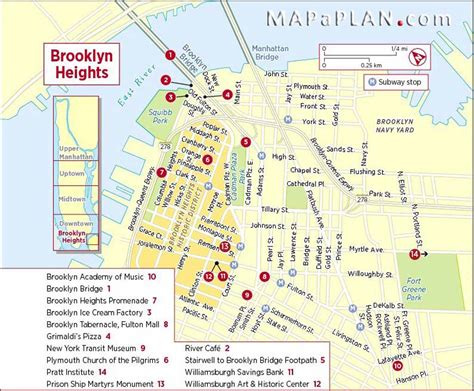 map new york city attractions maps update 30001102 tourist map of new york city map