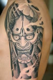 demon tattoo tattoos pinterest oni mask design and