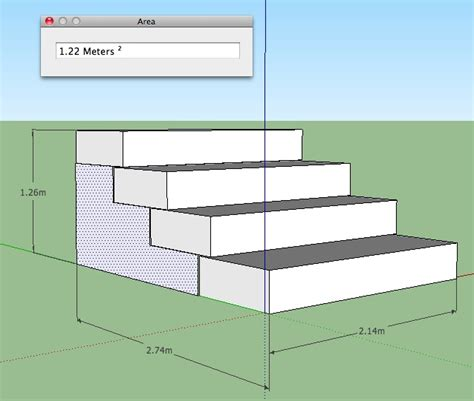 sketchup layout scale bar sketchup sle assignment