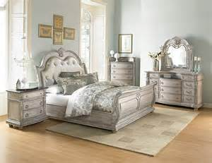 homelegance palace ii antique white bed usa furniture