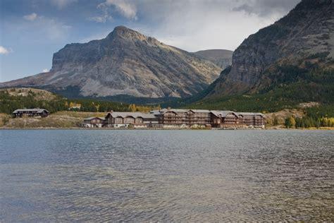 glacier national park lodging