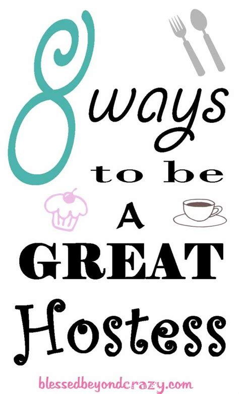 8 Terrific Ways To Be Jolly by 8 Ways To Be A Great Hostess