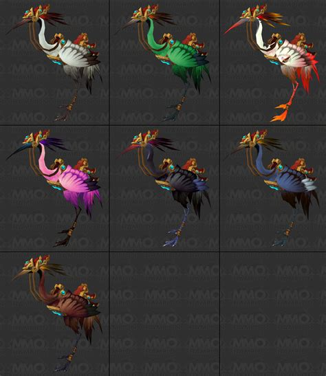 wow golden lotus rep mounts mists of pandaria mmo chion