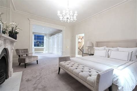 million dollar bedrooms white bedroom bed million dollar london home real estate