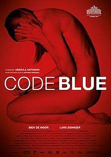 film blue english code blue film wikipedia