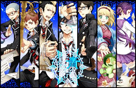 anoboy ao no exorcist ao no exorcist fond d 233 cran and arri 232 re plan 1366x882
