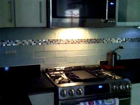 Kitchen Tile Backsplash Ideas nuevo back splash de la cocina youtube